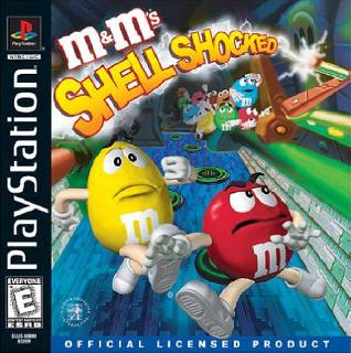 Screenshot Thumbnail / Media File 1 for M & M's Shell Shocked [NTSC-U]